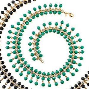 AVON Embellished Statement Necklace